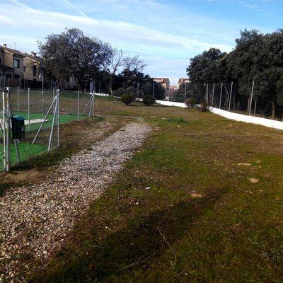 Creaci n de jard n comunidad cerro del venero madrid for Disenar jardin online