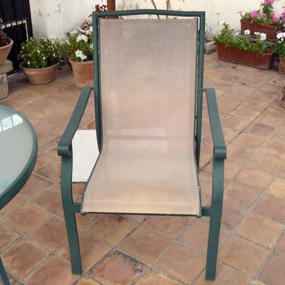 Tapizar sillas terraza marratx illes balears for Tapizar sillas precio