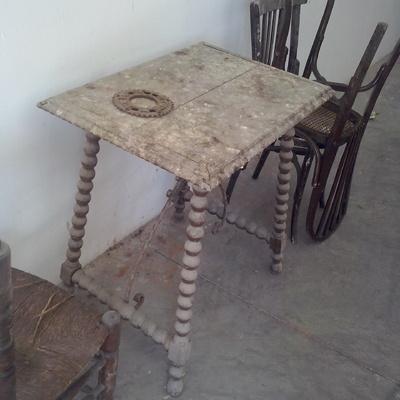 Restaurar muebles con carcoma c mo prevenir la carcoma en - Muebles antiguos valencia ...