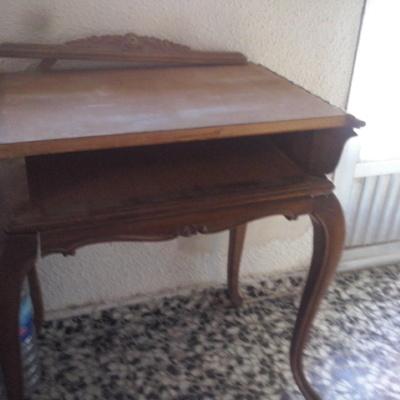 Quitar carcoma lijar y restaurar muebles antiguos - Muebles antiguos valencia ...