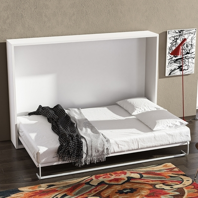 Mueble cama abatible horizontal estanter a madrid madrid habitissimo - Muebles con cama abatible horizontal ...
