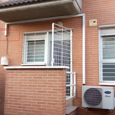 Cambiar de sitio unidad exterior aire acondicionado for Aire acondicionado aparato exterior