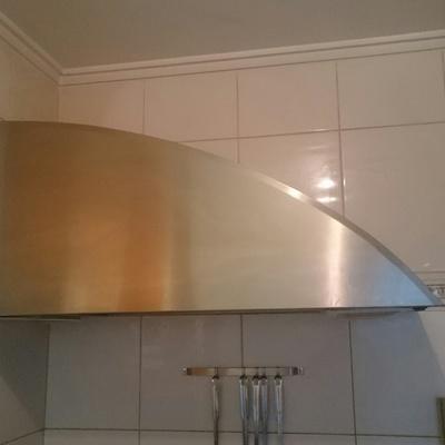 Retirada de campana extractora cocina y colocaci n de nueva donostia san sebasti n - Presupuesto cocina nueva ...
