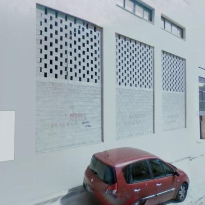 Alicatado fachada local en bormujos bormujos sevilla for Precio m2 alicatado