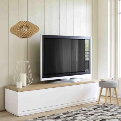Mueble tv estilo n rdico monte del pilar majadahonda - Mueble nordico madrid ...