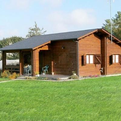 Construir casa prefabricada madera la venta asturias habitissimo - Casa prefabricada asturias ...