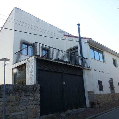 Pintura en fachada exterior de vivienda unifamiliar hoyo - Pintura fachada exterior ...