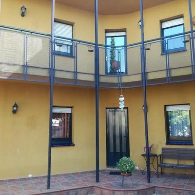 Pintar fachada casa unifamiliar caldes de montbui barcelona habitissimo - Presupuesto pintar casa ...