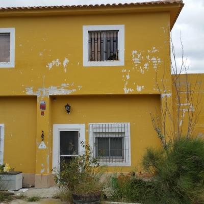 Pintar exterior casa campo murcia murcia habitissimo for Pintar casa exterior