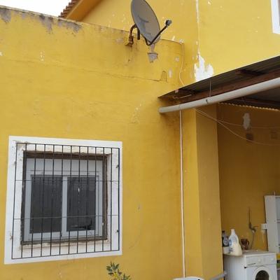 Pintar exterior casa campo murcia murcia habitissimo - Presupuesto pintar casa ...