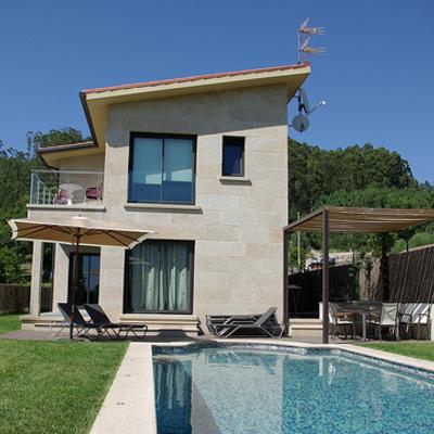 Hacer una casa en galicia caldas de reis pontevedra - Construir una casa precio ...