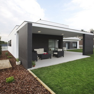 Hacer una casa prefabricada de 3 habitaciones dos - Precio de una casa prefabricada ...