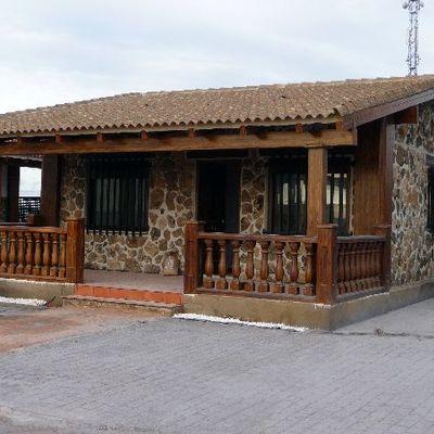 Casa tipo asturiana mejorada del campo madrid - Precio de una casa prefabricada ...