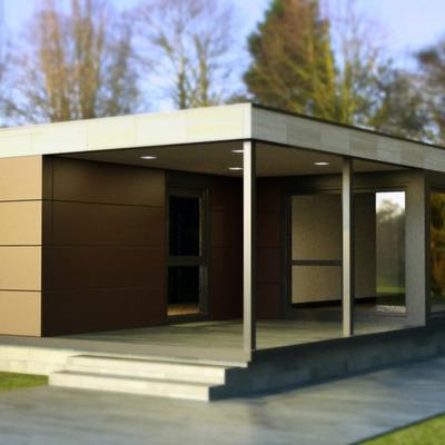 Casa modular vigo a gandara pontevedra habitissimo - Casas prefabricadas en pontevedra ...