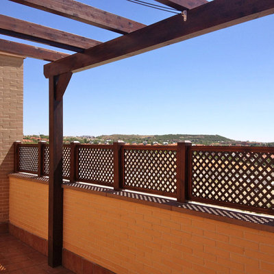 Instalar celosia en terraza boadilla madrid habitissimo for Celosia terraza
