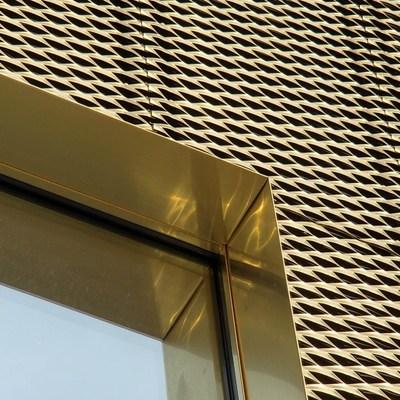 Fachada metalica fachada metlica estructuras y - Chapa metalica ondulada ...