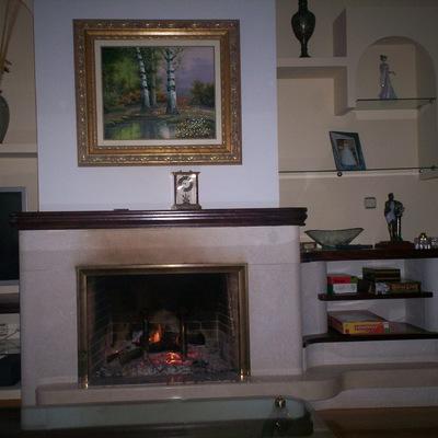 Adaptar una chimenea calefactora a una chimenea for Chimenea calefactora precio