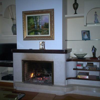 Adaptar una chimenea calefactora a una chimenea for Instalar insert chimenea existente