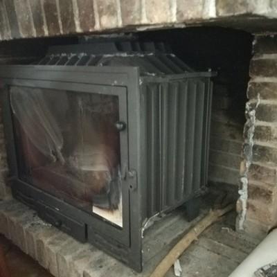 Habilitar insert chimenea y cerrar chimenea ya existente for Instalar insert chimenea existente