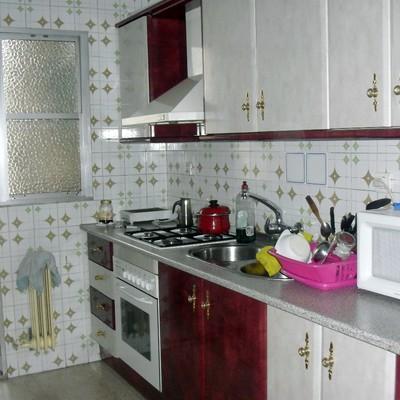 Reforma integral de cocina y lavadero granada granada - Cocinas economicas granada ...