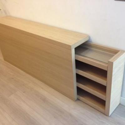Mueble cabecero estantes laterales - Rivas Vaciamadrid (Madrid ...