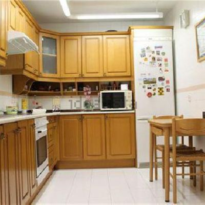 Pintura de paredes puertas y muebles de cocina cambiar - Cambiar suelo cocina sin quitar muebles ...