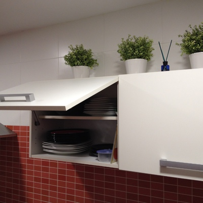 Necesito un mueble de cocina y un armario para piso de obra nueva en barrio sagrera barcelona - Presupuesto cocina nueva ...