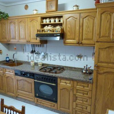 Lacado de puertas, cocina y armario en blanco - El Ferrol (A Coruña ...