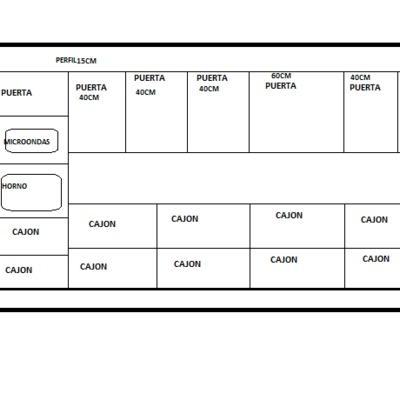 Presupuesto muebles de cocina - Quintanar de la Orden (Toledo ...