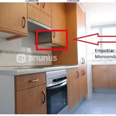 Empotrar microondas y cajoneras madrid madrid habitissimo - Microondas de empotrar ...