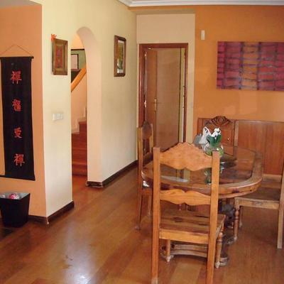 Pintar Interior Vivienda Salon Comedor Y Distribuidores Las Matas - Pintura-salon-comedor