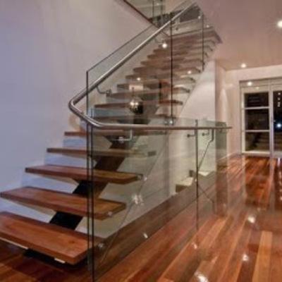 de escaleras de madera
