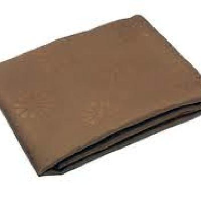 cubremantel color chocolate_297611