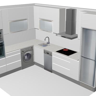 Montar muebles de cocina del ikea - Cadrete (Zaragoza) | Habitissimo