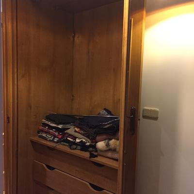 Reformar interior de armario empotrado madrid madrid - Reformar armario empotrado ...