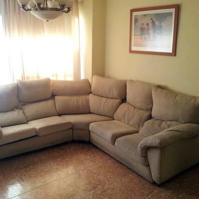 Tapizar sof esquinero m laga m laga habitissimo - Presupuesto tapizar sofa ...