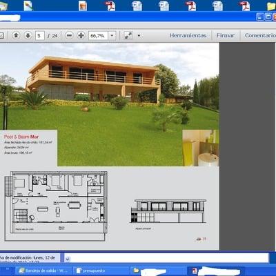 Proyectar y construir casa ribeira a coru a habitissimo for Proyectar tu casa