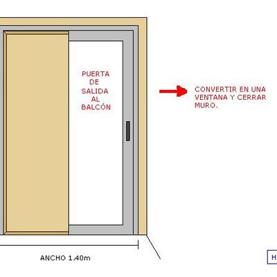 Cambiar ventanas de 2 habitaciones requiere tambi n de - Cambiar ventanas precio ...