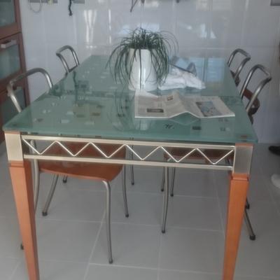 Lacar mesa y sillas rivas vaciamadrid madrid habitissimo - Lacar una mesa ...