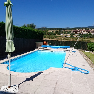 Alicatar piscina collado villalba madrid habitissimo for Piscina villalba