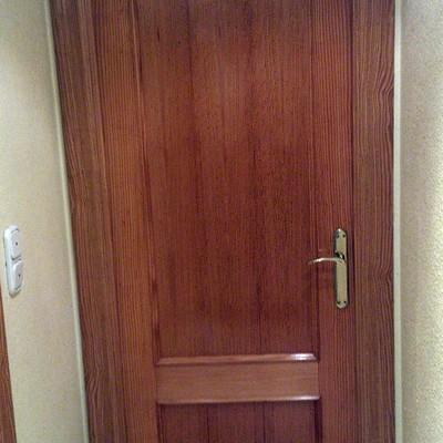 Cambiar puertas interiores en vivienda lorca murcia for Presupuesto puertas interior