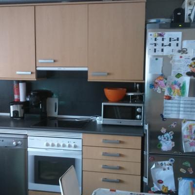 Separacion cocina americana cerrar cocina pozuelo de - Cerrar cocina americana ...