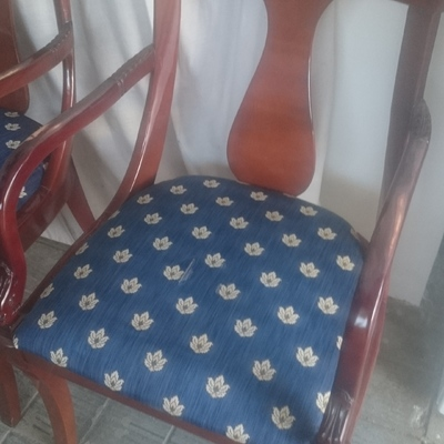 Tapizar sillas o butacas ogijares granada habitissimo - Tapiceros en granada ...