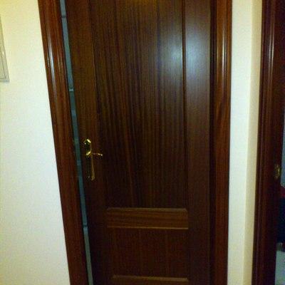 Lacar puertas interior vivienda viso del alcor sevilla - Presupuesto lacar puertas ...