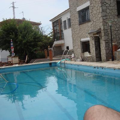 Instalar piscina prefabricada piera barcelona for Piscina de piera
