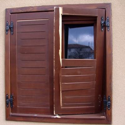 Cambiar puertas de madera y contraventanas almarza for Cambiar puertas