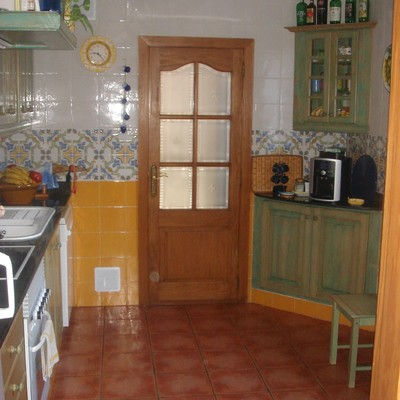 Reforma y ampliaci n de cocina con muebles incluidos o for Cambiar color encimera granito