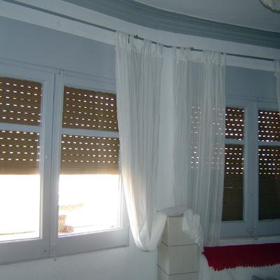 Cambiar 6 ventanas de madera por aluminio barcelona - Cambiar ventanas precio ...