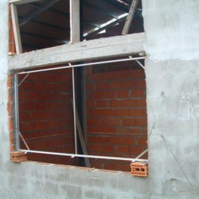 Como colocar ventana de aluminio sin obra instalar una - Instalar ventana aluminio ...