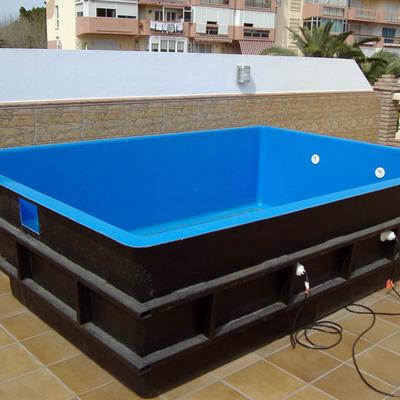 Construir piscina poliester sevilla sevilla habitissimo for Piscinas superficie precios